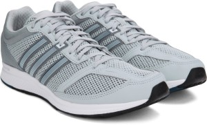 571e9a3dc Adidas MANA RC BOUNCE M Running Shoes Grey White Best Price in India ...
