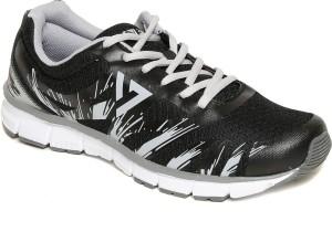Seven Maverick Black Running Shoes