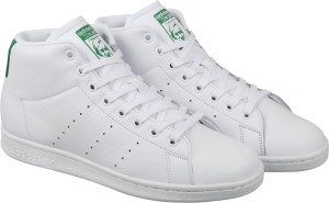 huge selection of a2fd6 b0881 Adidas Originals STAN SMITH MID SneakersWhite