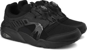 Puma Disc Blaze CT Sneakers Black Best Price in India  f9e567fa6