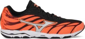 best sneakers f9c52 3331d Mizuno L601B52 WAVE HITOGAMI 3 Running ShoesOrange