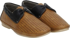 Kraasa Egypt Boat Shoes, Corporate Casuals, Party Wear, Sneakers