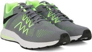 sneakers for cheap e8120 c2f38 Nike ZOOM WINFLO 3 Running ShoesGreen, Grey