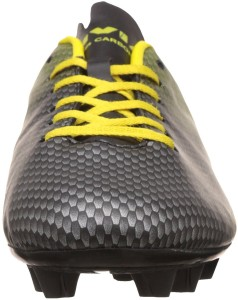 c64f40c55 Nivia Premier Range Football Shoes Black Yellow Best Price in India ...