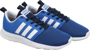 54d82442c796fa Adidas Neo CLOUDFOAM SWIFT RACER Sneakers Blue Best Price in India ...