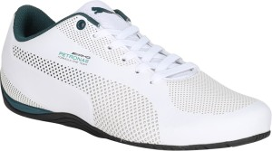 e42d39ee381f9e Puma MAMGP Mercedes Benz Drift Cat 5 Ultra Casuals White Best Price ...