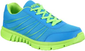 2c68608eba651a Sparx Stylish Blue Green Running Shoes Blue Green Best Price in ...