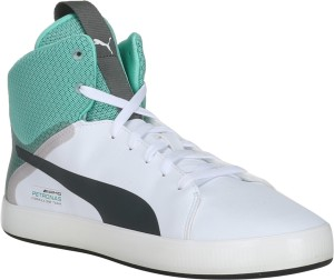 ae8998187bb Puma MAMGP Mercedes Benz Nico Casuals White Best Price in India ...
