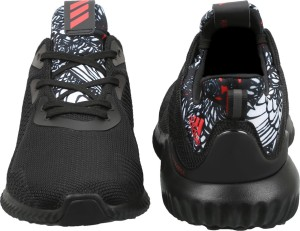 4d63c4d0e Adidas ALPHABOUNCE CNY Running Shoes Black Best Price in India ...