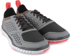 c81bf9be925 Reebok ZQUICK LUX 3 0 Gym Shoes Grey Best Price in India