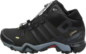 48d3f9c03 Adidas TERREX FAST R MID GTX Outdoor Shoes Black Best Price in India ...