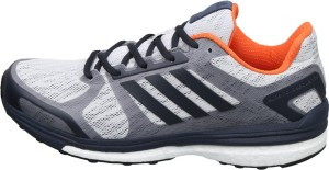 Adidas SUPERNOVA SEQUENCE 9 M Running Shoes Grey Best Price in India ... e9ab6ceff