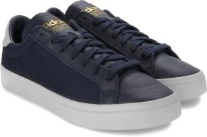 376ad184356 Adidas Originals COURTVANTAGE Sneakers Blue Best Price in India ...