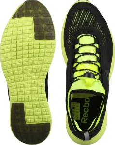 e394a78b7723 Reebok PUMP PLUS TECH Running Shoes Yellow Best Price in India ...