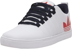 Black Tiger Shoes For Men Synthetic Leather Casual Shoes and sneakers  806100-White Shoes - ee1aadb7c