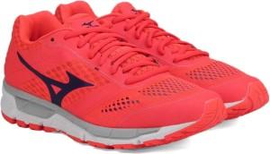 new product f86d7 6789c Mizuno R643B61 MIZUNO SYNCHRO MX (W) Running ShoesPink