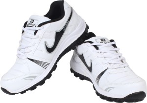 ee83efde1f3022 Air Running Shoes White Black Best Price in India