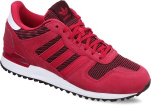 exclusive shoes run shoes united kingdom Adidas Originals ZX 700 W SneakersPink
