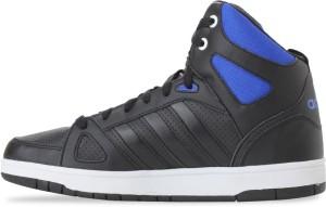56195b0d9db Adidas Neo HOOPS TEAM MID Sneakers Black Blue Best Price in India ...