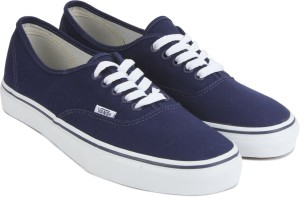 11225f8287 VANS AUTHENTIC Sneakers Navy Best Price in India