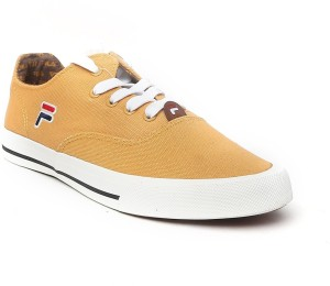 Compare Shoes Best Canvas Fila India Price In 7fOPw