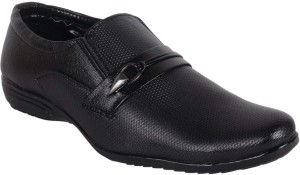 e5f399e6ae Moonstar Trendy Stylish Slip On Black Best Price in India