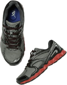 best sneakers 13680 bf588 HRX by Hrithik Roshan Running ShoesGrey, Black