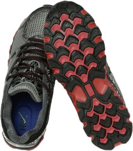 e2af3d06b HRX by Hrithik Roshan Running Shoes Grey Black Best Price in India ...