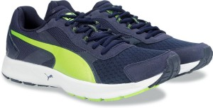 Puma Descendant v3 DP Running Shoes Navy Best Price in India  f1707528a9db