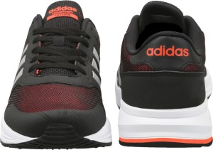 reputable site b3d4e aed92 Adidas Neo CLOUDFOAM SATURN SneakersBlack