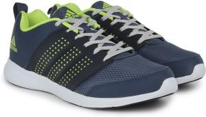 58335fc833b3 Adidas ADISPREE M Men Running Shoes ( Green Navy Silver )