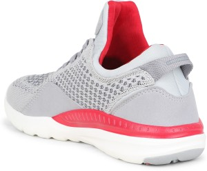 116aa4a152b Sparx 266 Running Shoes Grey Red Best Price in India