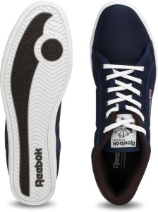 a0d7002440e8 Reebok Court Men Canvas Shoes Brown Navy Best Price in India ...