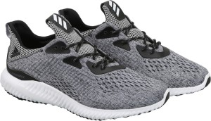 ef81da9f1808af Adidas ALPHABOUNCE EM M Running Shoes Grey Best Price in India ...