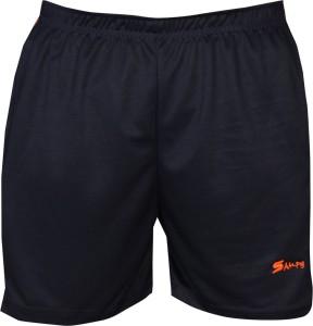 sampy Solid Men & Women Dark Blue Sports Shorts, Basic Shorts, Gym Shorts, Night Shorts, Cycling Shorts, Running Shorts, Baggy Shorts