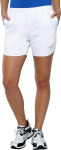 2Go Solid Women's Black Sports Shorts
