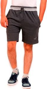 Vego Self Design Men's Multicolor Night Shorts