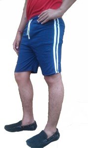 Eultra Solid Men's Multicolor Night Shorts