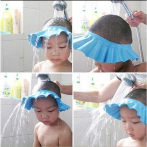 Inventure Retail Soft Baby Kids Shampoo Bathing Hat Wash Hair Shield Blue  Best Price in India  f51cffddd804