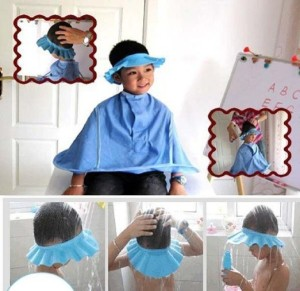 Everything Imported Best Safe Shampoo Bathing Protect Soft Hat for Baby  Children Kids a2eb983ae81f