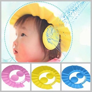 Royalifestyle Best Safe Shampoo Bathing Protect Soft Hat For Baby ... acac491fdb92