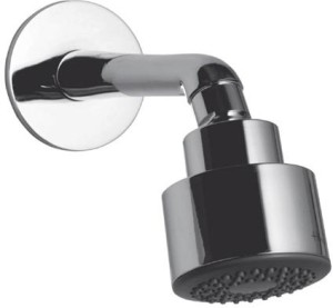Hindware Overhead shower with flange & arm Shower Head