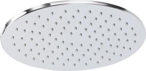 CERA Oval Overhead Rain Shower Shower Head