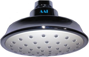 AAI EXCLUSIVE PLUTO WHITE 4 INCH ROUND Shower Head