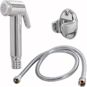 Sunrise Health Faucet Complete Set with 1mtr S.S. Flexible Hose Shower Head