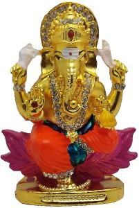 14386ccf35 Art N Hub God Ganesh / Ganpati / Lord Ganesha Idol - Statue Gift item  Showpiece