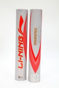 Li-Ning GrandPrix Feather Shuttle  - White