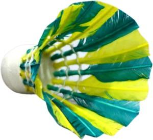 Sagar SKY Feather Shuttle  - Multicolor