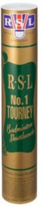 RSL Tourney N-1 Feather Shuttle  - White