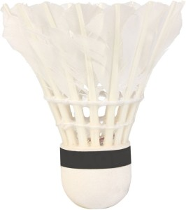 Mrb Idea Power Feather Shuttle  - White